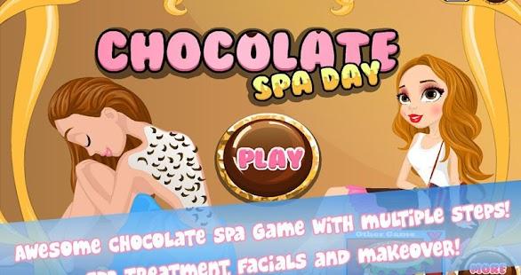 巧克力溫泉節 - 扮靚