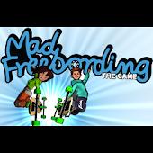 Mad Freebording Snowboarding F