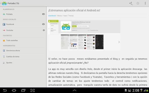 Noticias android app antigua app app for App noticias android