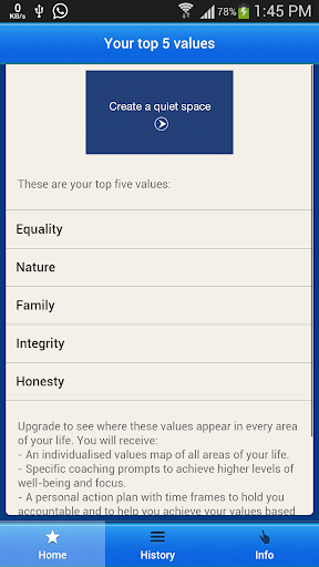 【免費健康App】Value Finder-APP點子