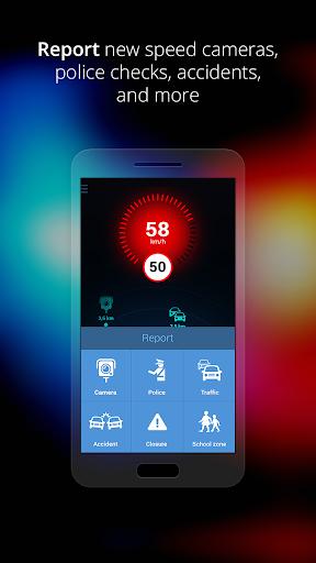 Speed Camera & Radar screenshot 9