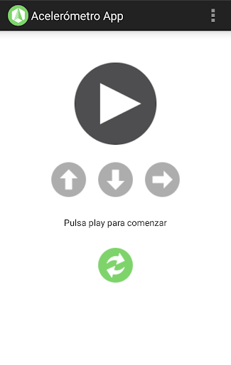 Acelerómetro App