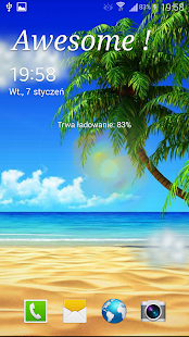 Blue Skies Live Wallpaper - screenshot thumbnail