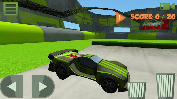 Real Racing 3D: Stunt Arena 2 - screenshot