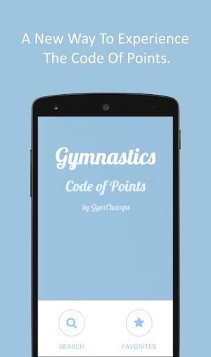 Gymnastics Code of Points WA