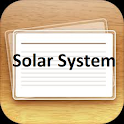 Solar System Flashcards Plus icon