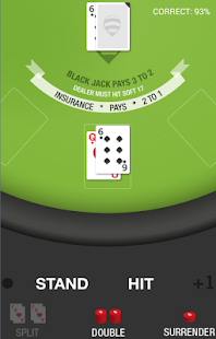 BlackJack Trainer Pro- screenshot thumbnail
