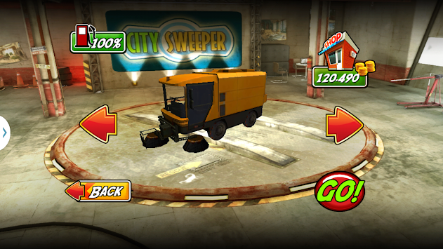 City Sweeper - Street Cleaning Simulator