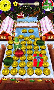 Coin Dozer: Seasons Screenshot 1