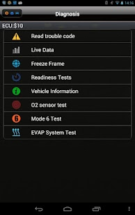 iOBD2- screenshot thumbnail