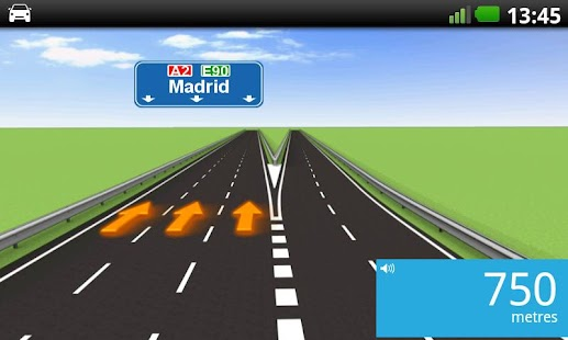 TomTom Iberia - screenshot thumbnail