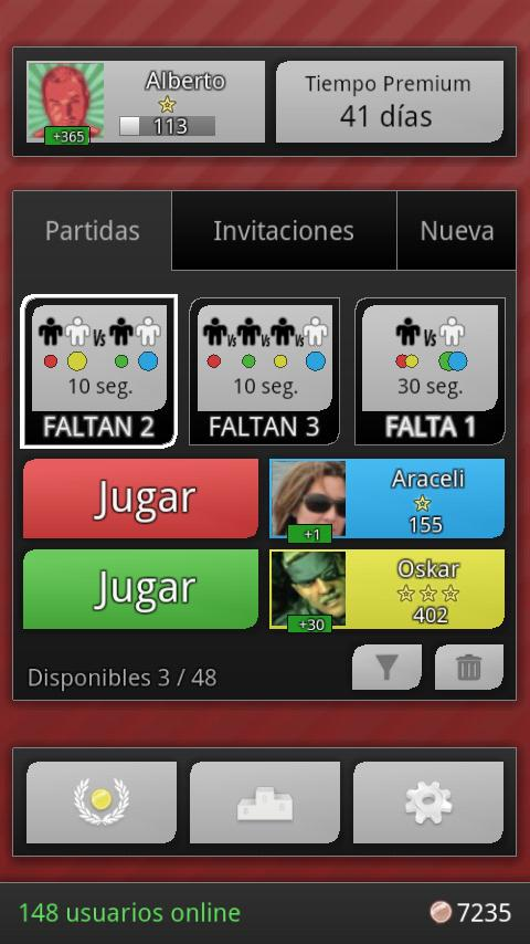 Locos por el Parchis (Ludo)- screenshot