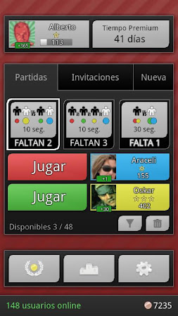 Locos por el Parchis (Ludo) 1.99i screenshot 366794