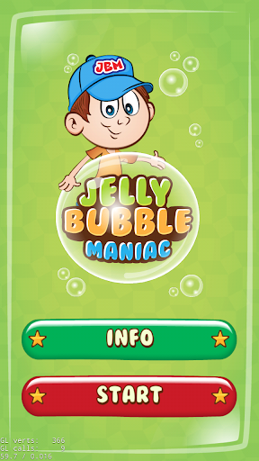Jelly Bubble Burst