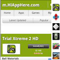 HiAppHere Market icon