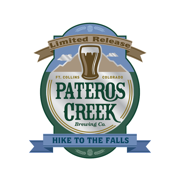 Logo of Pateros Creek Hike To The Falls Milk Stout