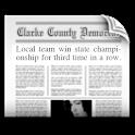 Clarke County Democrat logo