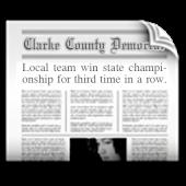 Clarke County Democrat