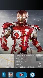 GPS Map Camera use GoogleMap - screenshot thumbnail