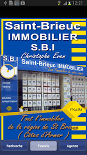 SAINT BRIEUC IMMOBILIER (SBI)- screenshot thumbnail
