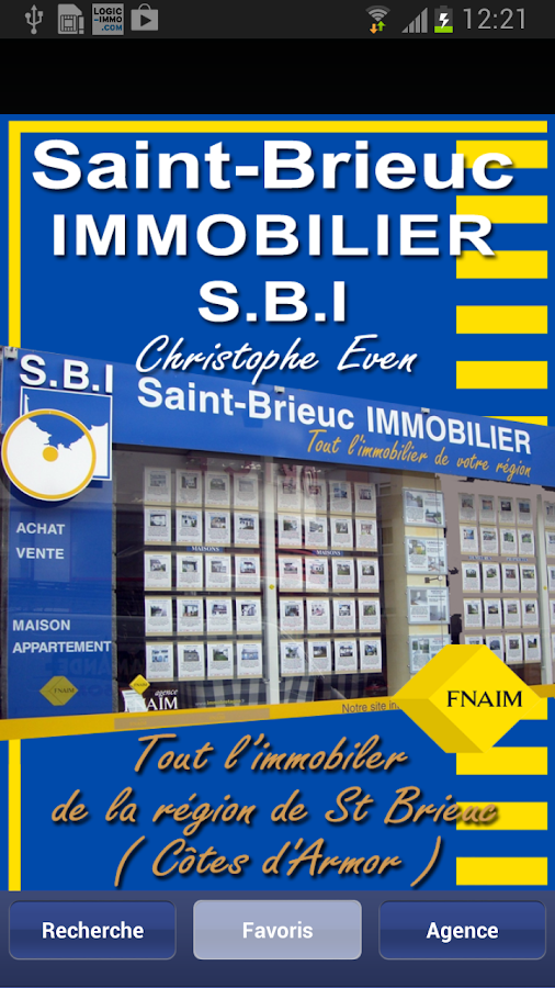 SAINT BRIEUC IMMOBILIER (SBI)- screenshot