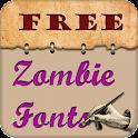 Zombie Free Fonts icon