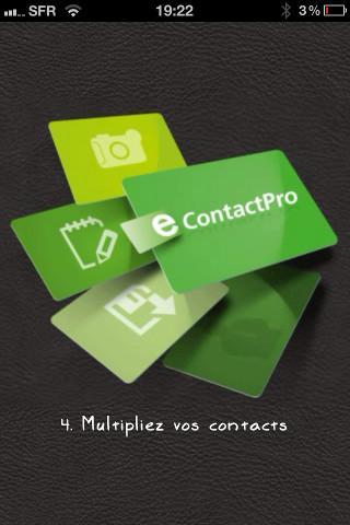【免費商業App】Econtact Pro-APP點子