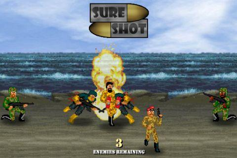 Sure Shot- screenshot