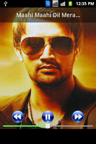 Atif Songs & Wallpapers - screenshot