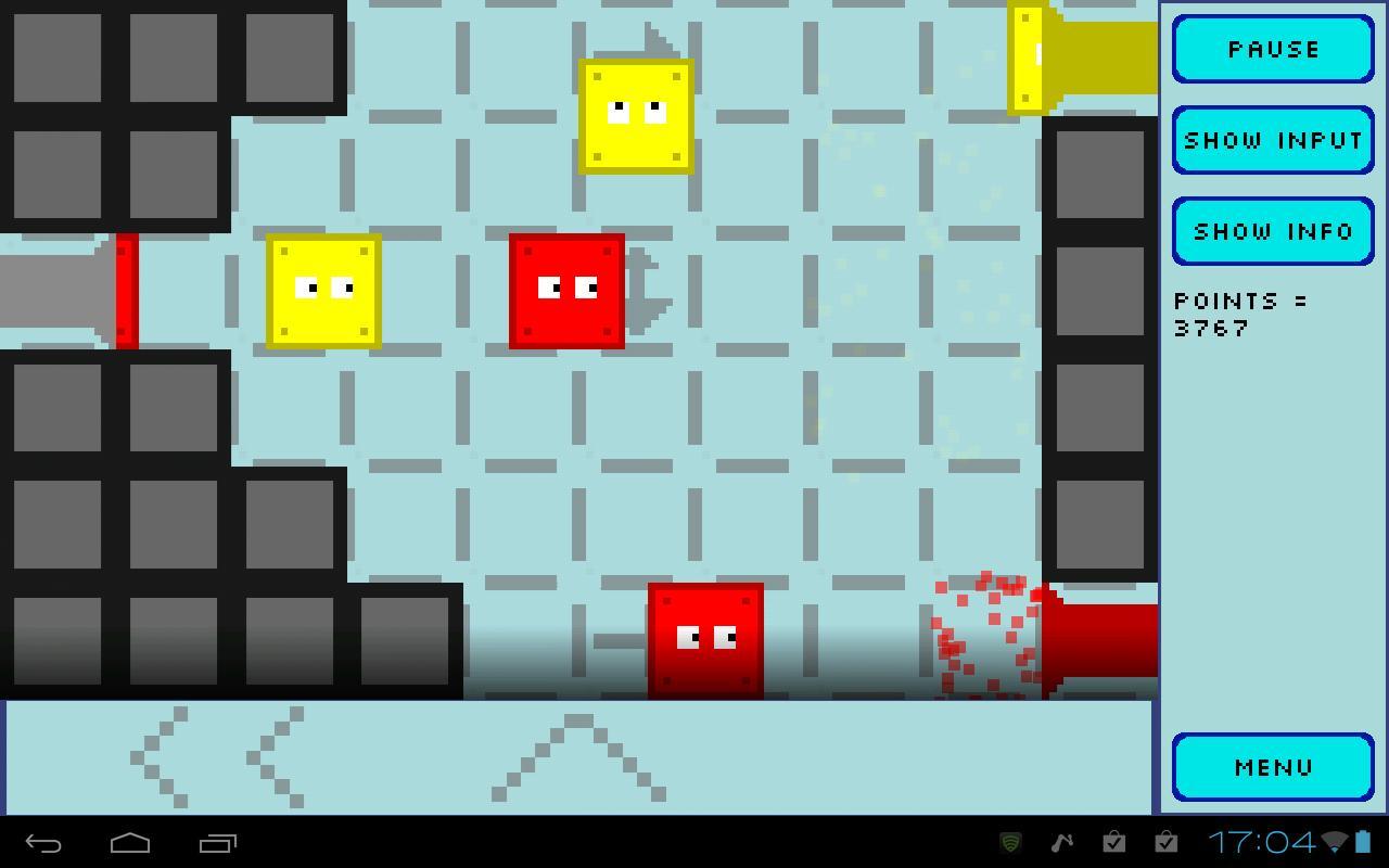 Lotsa Boxes Free- screenshot