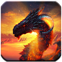 Fantasy Dragon - HD Wallpapers icon