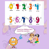 Number counting for kids