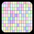 Color Grid Live Wallpaper