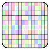 Color Grid Live Wallpaper