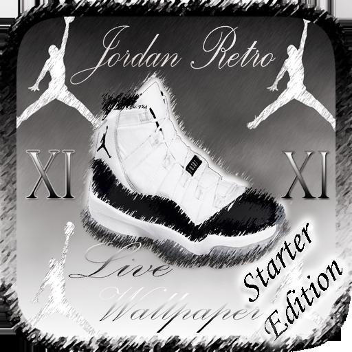 Jordan Retro 11 Live Wallpaper 娛樂 App LOGO-APP試玩
