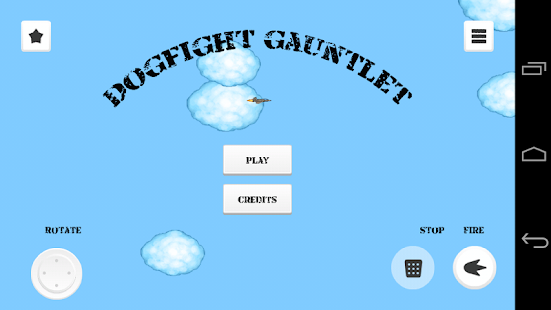 Dogfight Gauntlet - screenshot thumbnail