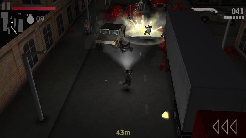 Aftermath XHD - screenshot