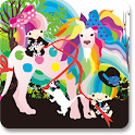 キキ&ララホラグチカヨSewing weatherライブ壁紙 icon