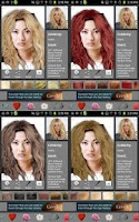 Screenshot of Ultimate Hairstyle Try-On