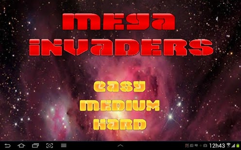 3D Mega Invaders in space game - screenshot thumbnail
