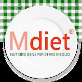 "APP Dieta Mediterranea ""Mdiet"""