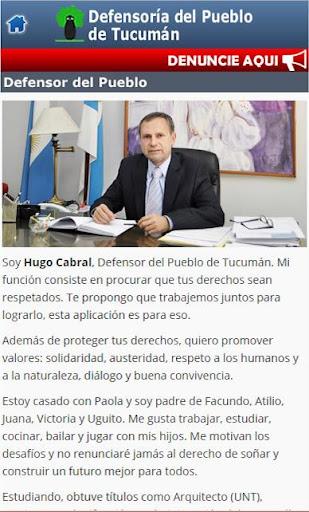 Defensoría del Pueblo Tucumán