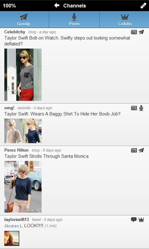 Taylor Swift Fan - screenshot