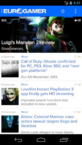 Eurogamer unofficial