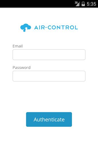 Air-Control Authenticator