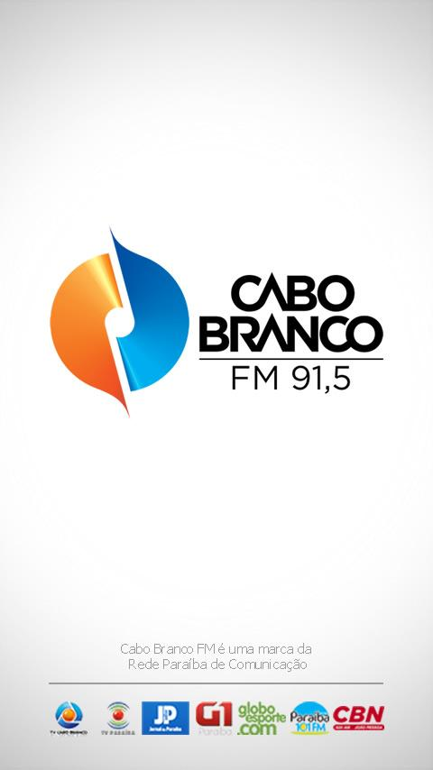 Cabo Branco FM 91,5 - screenshot