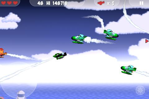 MiniSquadron! - screenshot