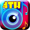 (Free)Touch Music 4th Wave!!! mobile app icon