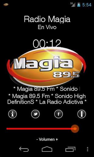 Radio Magia 89.5