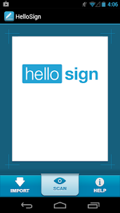 HelloSign - screenshot thumbnail